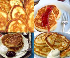 oladii reteta gogosi rusesti No Cook Desserts, Sweet Memories, Crepes, Pancakes, Cooking, Breakfast, Puddings, Food, Sweets