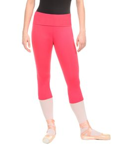 Dancer Capri Legging : Women's Dance LEGGINGS| Danskin | DANSKIN ...
