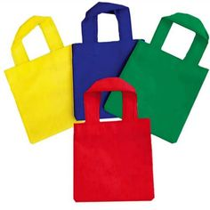 Mini Assorted Tote Bags Perfect for the kids party or an adult party!  - Buy Now, Extrabits.co.uk