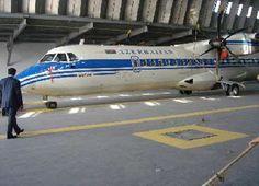 Hallenboden im Flugzeug-Hanger für Reparatur und Wartungsarbeiten