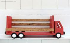 Truck Shelf or Desk Organizer