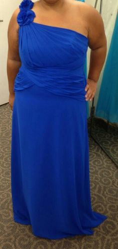 The Bridesmaids Dresses Are Color Horizon From David S Bridal Our Wedding Pinterest And Bridesmaid