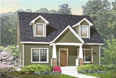 cape style house pictures | Cape Cod Style Homes - HandCrafted Homes - Modular Homes Builder North ...