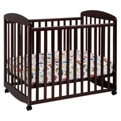 Mini crib that rocks :)