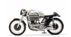 """https://flic.kr/p/BzB9D9   1958 Triton Norton Triumph Tiger 650cc Cafe Racer   THE LAS VEGAS MOTORCYCLE AUCTION Thursday, January 7th 2016 11am  Frame no. N14 76985 Engine no. T110 019061 The Triton is a very happy marriage of Triumph twin power and Norton road holding that is rightly regarded by enthusiasts as the quintessential British """"sports special"""" almost to the point of it being defined as the stereotypical café racer. This well-known, universal hybrid first emerged in the 1..."""