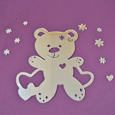 Nerozbitné dekoračné zrkadlo v tvare macíka Gingerbread Cookies, Kids, Gingerbread Cupcakes, Young Children, Boys, Children, Boy Babies, Child, Kids Part
