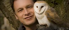 Chris Packham is doing a talk in Canterbury at the Gulbenkian - must book tickets