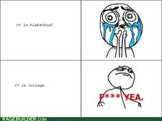 Hahaha so true.