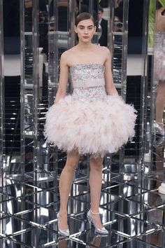 Chanel | Haute Couture - Spring 2017 | Look 55