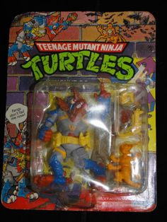 Vintage moc #wingnut & screwloose teenage mutant #ninja #turtles action figure tm,  View more on the LINK: 	http://www.zeppy.io/product/gb/2/331947938536/