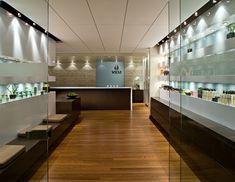 Vida Salon by Seattle Interior Design Firm NB Design Group