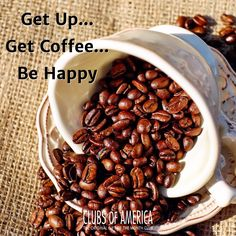 Wake up and smell the #coffee #coffeeofthemonth  ❤☕