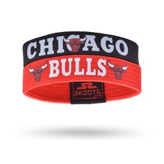 Shop for Chicago Bulls NBA wristbands and fan gear. Find your teams NBA bracelets and gear today! http://www.skootz.com/