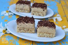 Budinca de gris cu fructe de padure - CAIETUL CU RETETE Krispie Treats, Rice Krispies, Food Cakes, Cake Recipes, Deserts, Sweets, Ethnic Recipes, Decor, Tarts