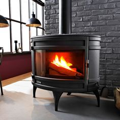 1000 images about po les bois on pinterest log burner gas stove and argo for Poele a granule invicta