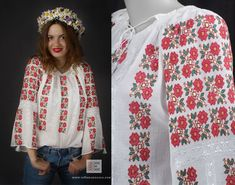 hand embroidered blouses - boho chick - bohemian fashion - hippie style - worldwide shipping