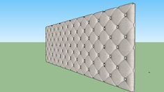 Large preview of 3D Model of Painel Almofadado