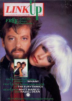 Magazine - 1984-01-01 Eurythmics - UK - Link Up - http://www.eurythmics-ultimate.com/magazine-1984-01-01-eurythmics-uk-link/