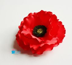 Hand crafted fabric and leather flower accessories and hats, bridal accessories, races hats, anniversary gifts for her. Learn to make your own silk and leather flower accessories Denim Flowers, Leather Flowers, Fabric Flowers, Fabric Flower Tutorial, Rose Tutorial, Make Your Own Poppy, Corsage, Remembrance Poppy, How To Make Leather