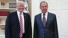 Weißes Haus  Trump gibt Weitergabe von Informationen an Russland zu  Donald Trump hat bestätigt, dem russischen Außenminister Informationen gegeben zu haben. Wie geheim diese waren, ließ der US-Präsident offen.