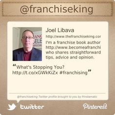#FranCamp Sponsor - The Franchise King