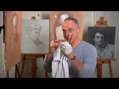 Painting with the Grisaille Method with Jon deMartin (Preview) - YouTube