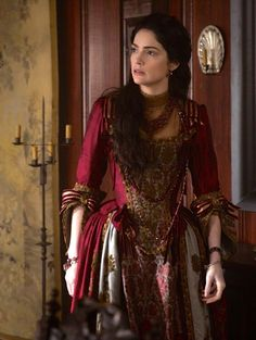 Janet Mongomery as Mary Sibley in Salem (TV Series, 2015). [x]