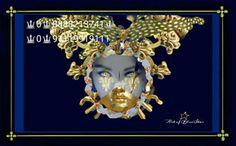 Art of BlueStar - Barock XIV. - Barock/Versailles, Fotocollage, 30 x 45 cm