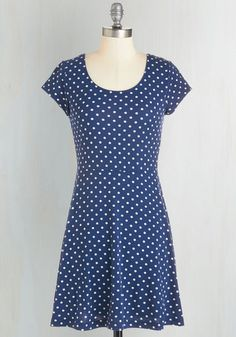 Is That All You Dot? Dress, @ModCloth