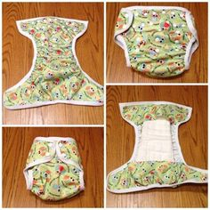 A Little Dancer: Cloth Diaper Tutorial: How to Make a Flip Cover