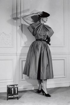 Vintage Dior tests