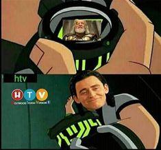 Loki no final de Thor 2