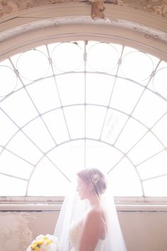blusher veil   Stephanie Yonce #wedding