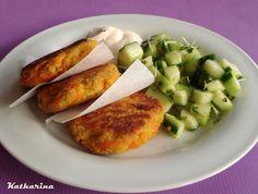 Couscous-Karotten-Frikadellen | Katharina kocht
