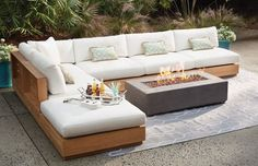 61 Ideas Pallet Furniture Diy Patio Outdoor Sectional For 2019 Diy Living Room Furniture, Pallet Furniture, Garden Furniture, Furniture Design, Farmhouse Furniture, Furniture Ideas, Pallet Couch, Pallet Patio, Couch Furniture