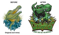 CrocWraps-before-and-after