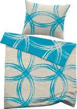 "Bettwäsche Carola ""Ringe"" von Fussenegger Shops, Throw Pillows, Bed, Modern, Satin Bedding, Rings, Tents, Cushions, Decorative Pillows"