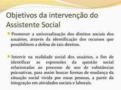 Serviço Social é uma curso que habilita o (a) profissional intervir na realidade social.