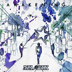 Aziatix - Awakening Album : App filter in water color