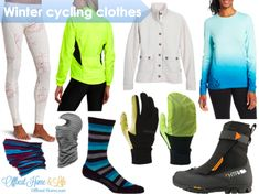 Winter cycling gear: Weather too nasty to bike? NO SUCH THING. Wear this.
