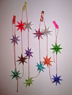 paper star instructions