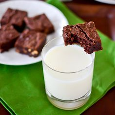 Triple Chocolate Candy Bar Brownies