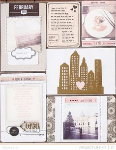 Studio Calico: Front Row (February Kit) » BLINKSOFLIFE