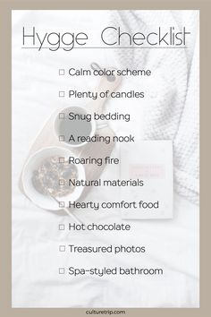 12 Ways To Create The Danish Hygge Look At Home - I reckon we've ticked all of these :) x