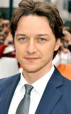 James McAvoy~love those eyes