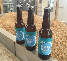Hawkshead launches Solar Sour in bottle http://www.cumbriacrack.com/wp-content/uploads/2016/06/Solar-Sour-3.3.jpg Friday 3rd June sees the first ever release of Solar Sour in bottle, exclusively at Hawkshead Brewery's Beer Hall.    http://www.cumbriacrack.com/2016/06/01/hawkshead-launches-solar-sour-bottle/