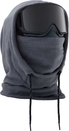 Shop Men's Face Masks & Neck Warmers and other winter necessities from Burton Camping Accessories, Winter Accessories, Snowboard Girl, Tac Gear, Snowboarding Outfit, Stylish Mens Outfits, Winter Gear, Burton Snowboards, Balaclava