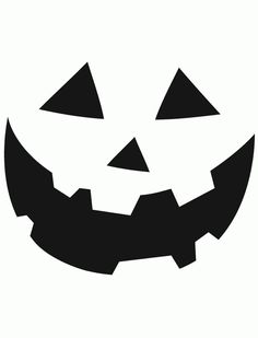 Printable Jack O Lantern Templates  Template Pumpkin Carvings And