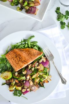 Perfect Pan Salmon