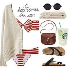 """Here comes the sun"" by evangeline-lily on Polyvore"
